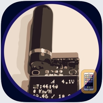 Watch APRS Position Tracker by Christopher Zenzel (Universal)