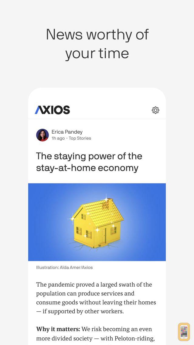 Screenshot - Axios