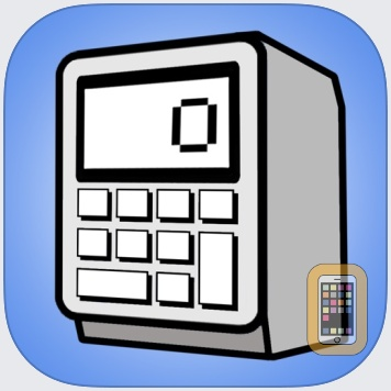 Calculator Desk Accessory by Planetary Code LLC (Universal)