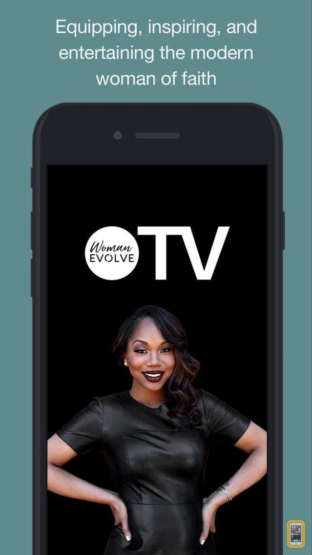 Screenshot - Woman Evolve TV