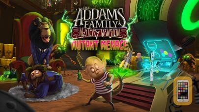 Screenshot - Addams Family: Mystery Mansion