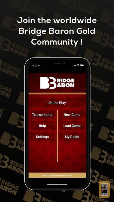 Screenshot - Bridge Baron Gold
