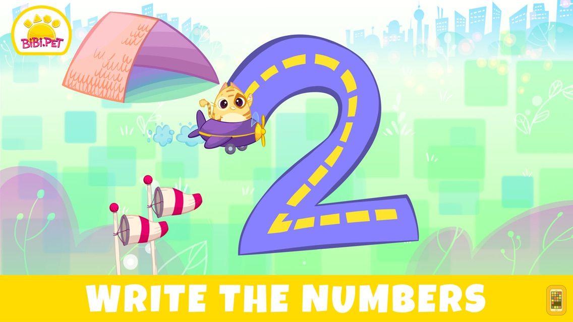 Screenshot - Bibi Numbers 123 - Kids Games