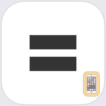 Equals: Unit Converter by Unicorn Dream Factory LLC (iPhone)