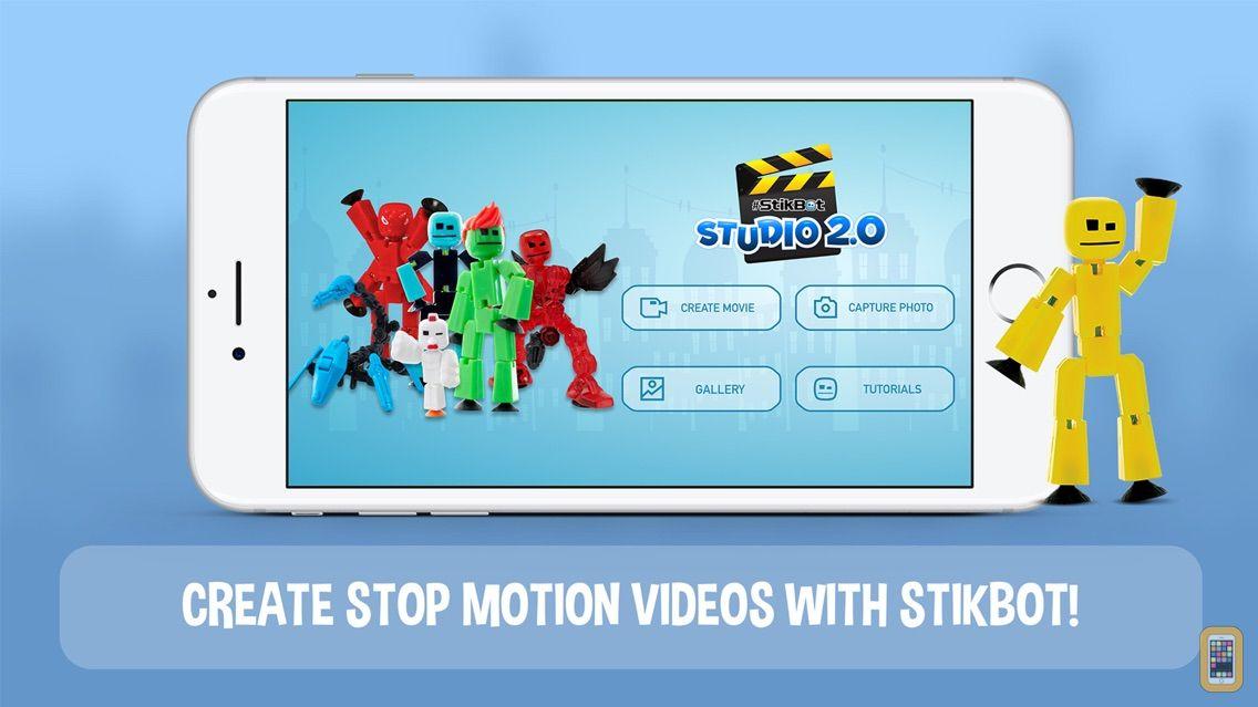 Screenshot - StikBot Studio 2.0