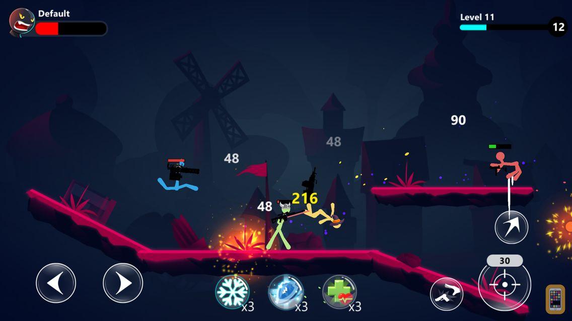 Screenshot - Stickfight Infinity
