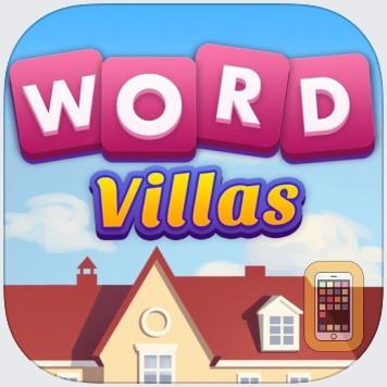 Word Villas-Crossword & Design by OAK TECHNOLOGY LIMITED (Universal)