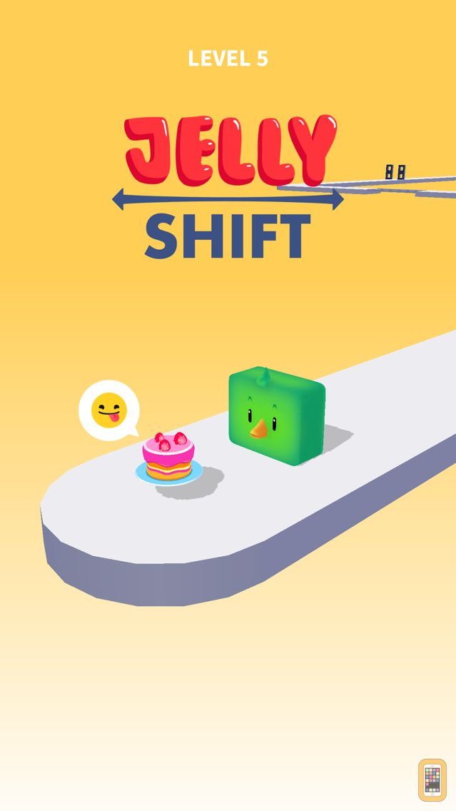 Screenshot - Jelly Shift - Obstacle Course