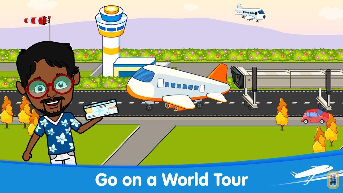 Screenshot - My Airport City - Town Games