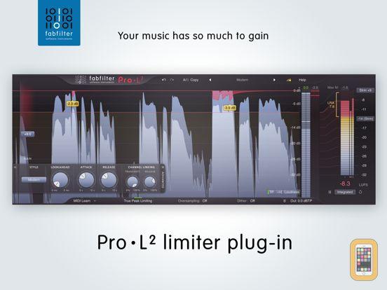 Screenshot - FabFilter Pro-L 2