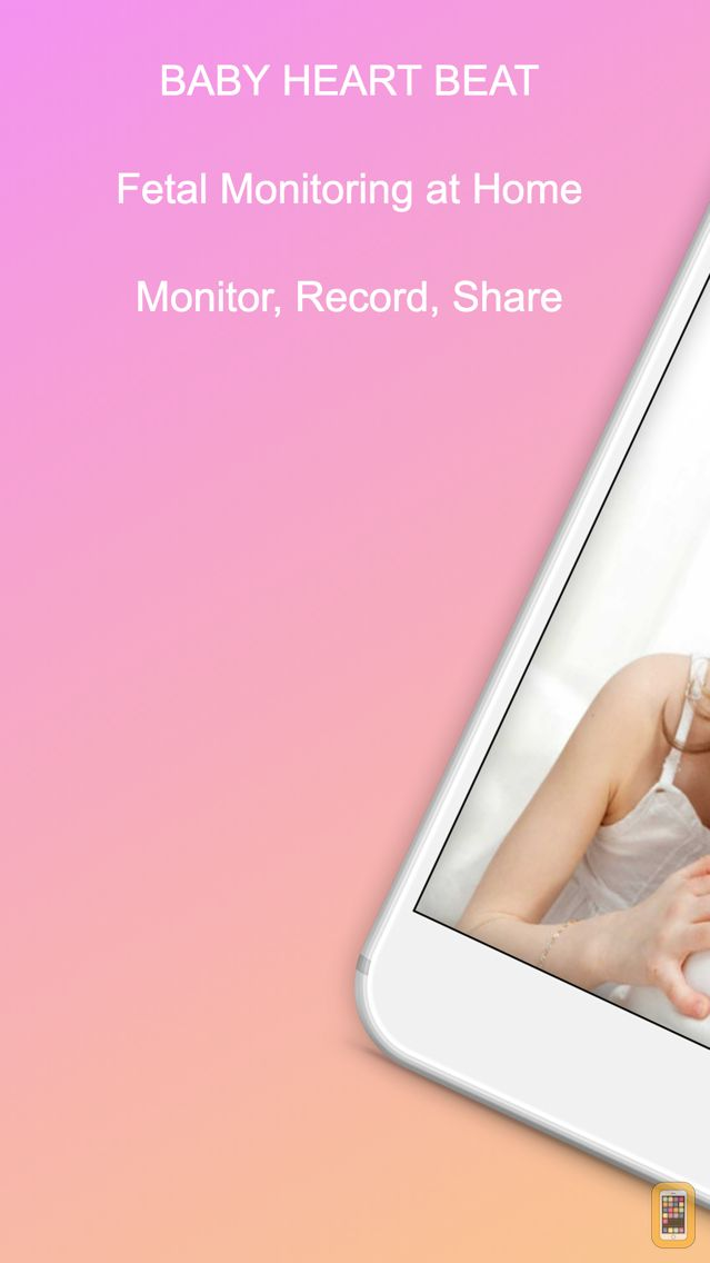 Screenshot - BabyHeartBeat Fetal Monitoring