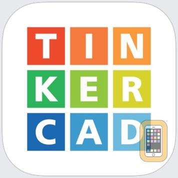 Tinkercad by Autodesk Inc. (iPad)
