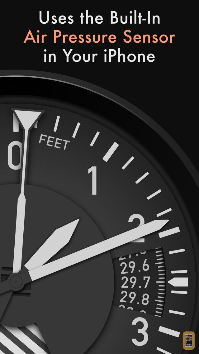 Screenshot - Altimeter Ultimate