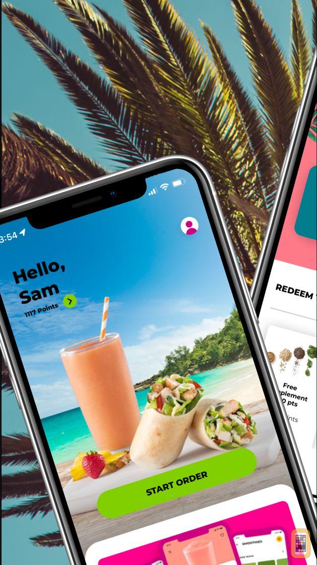 Screenshot - Tropical Smoothie Cafe