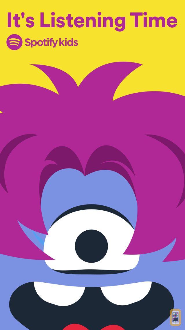 Screenshot - Spotify Kids