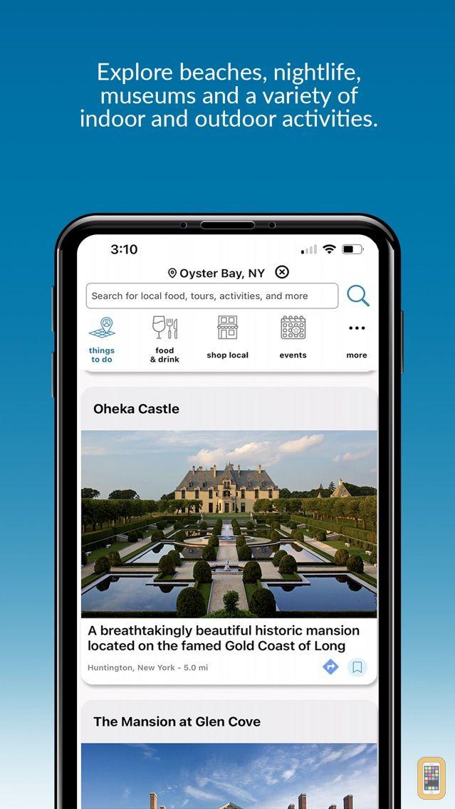 Screenshot - Discover Long Island