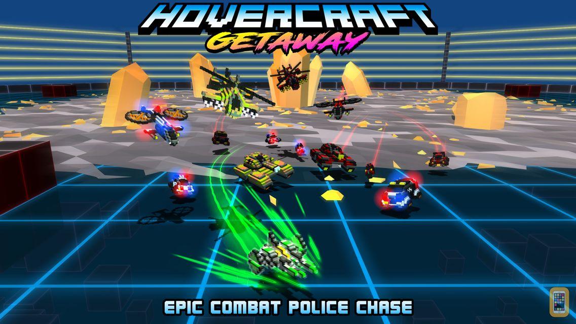 Screenshot - Hovercraft: Getaway