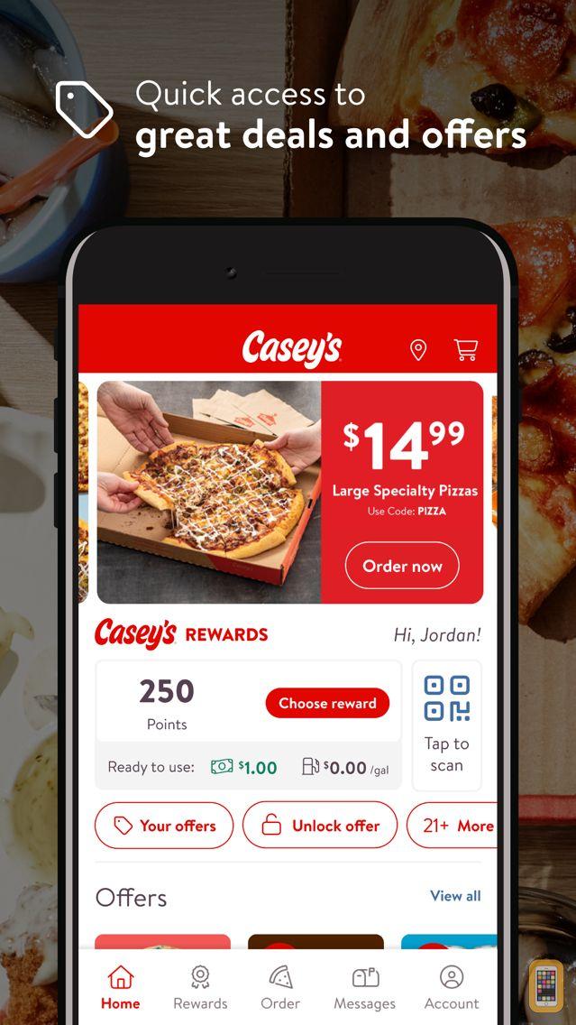 Screenshot - Casey's