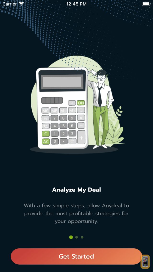 Screenshot - AnyDeal: RealEstate