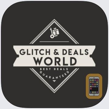 Glitch & Deals World by Thi Vo (Universal)