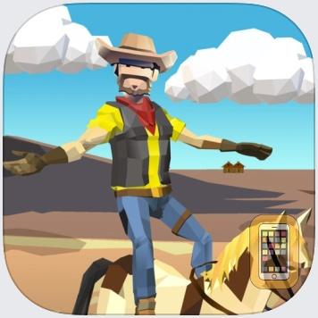 Cowboy Flip 3D by TapNation (Universal)