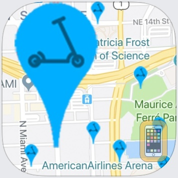 Scooters Near Me by BAKER TECHNOLOGIES LLC (Universal)