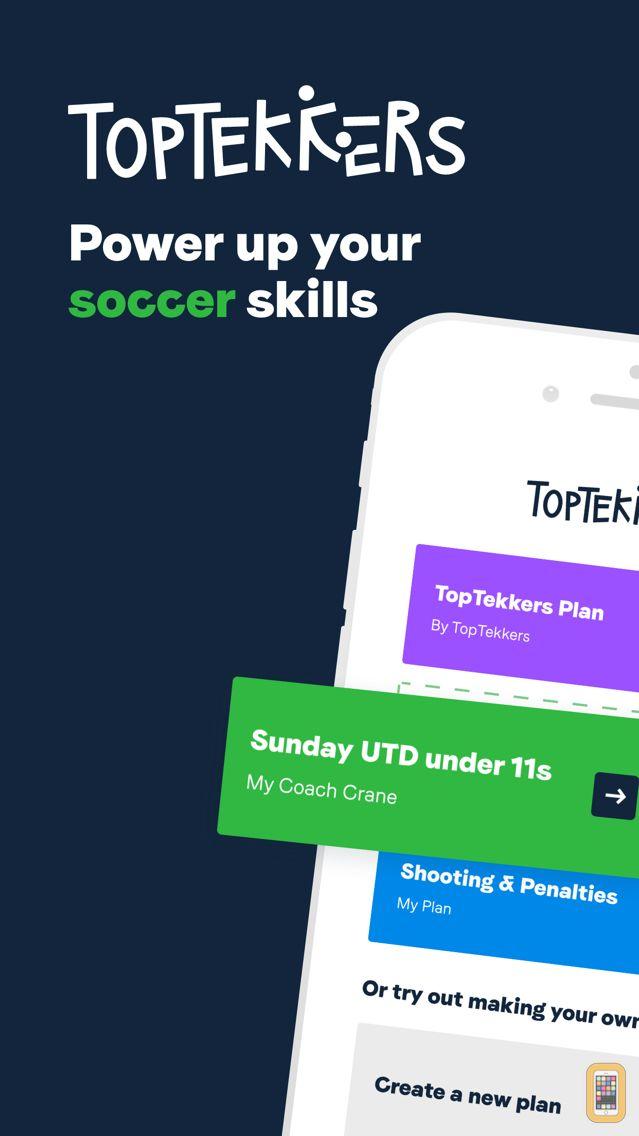 Screenshot - TopTekkers