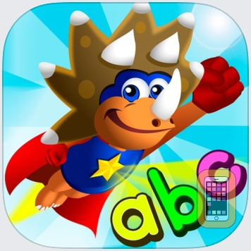 ABC Dinos Premium: Reading by Didactoons Games SL (Universal)