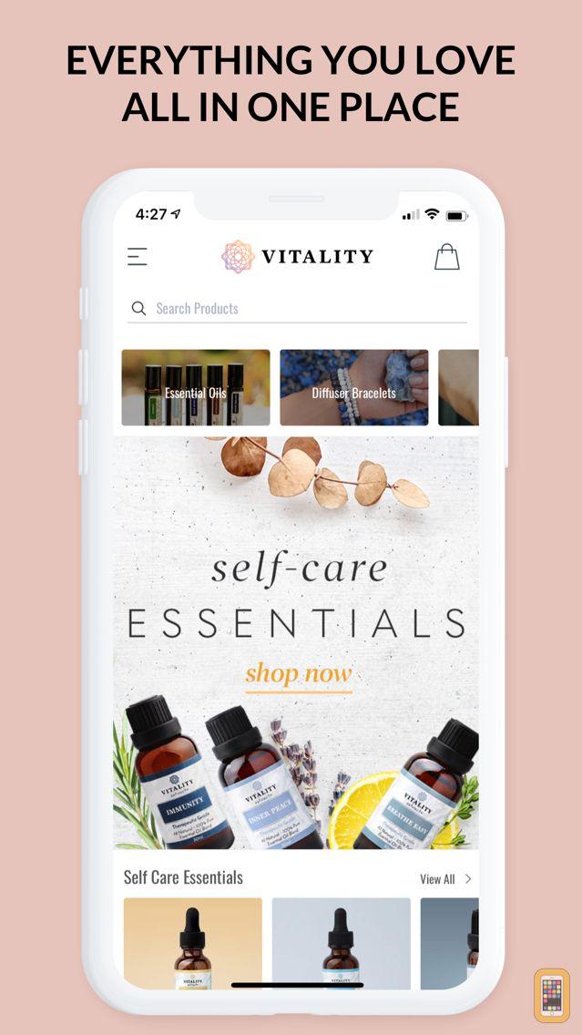 Screenshot - Vitality Extracts