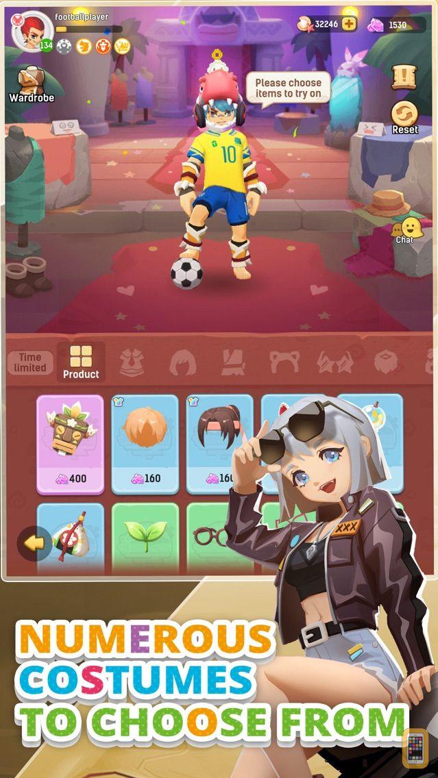 Screenshot - Ulala: Idle Adventure