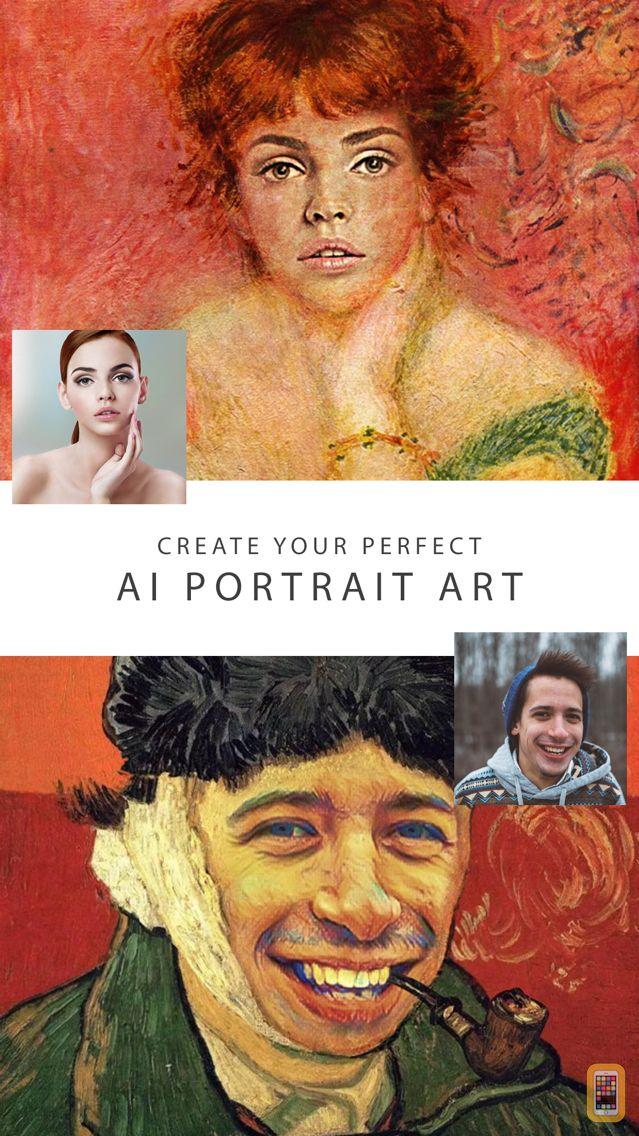 Screenshot - AIportraits - AI Photo Editor