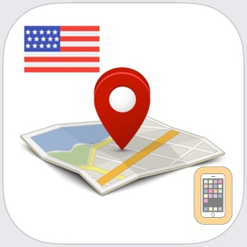 Topo US Maps Pro by Planet of the Apps (Universal)