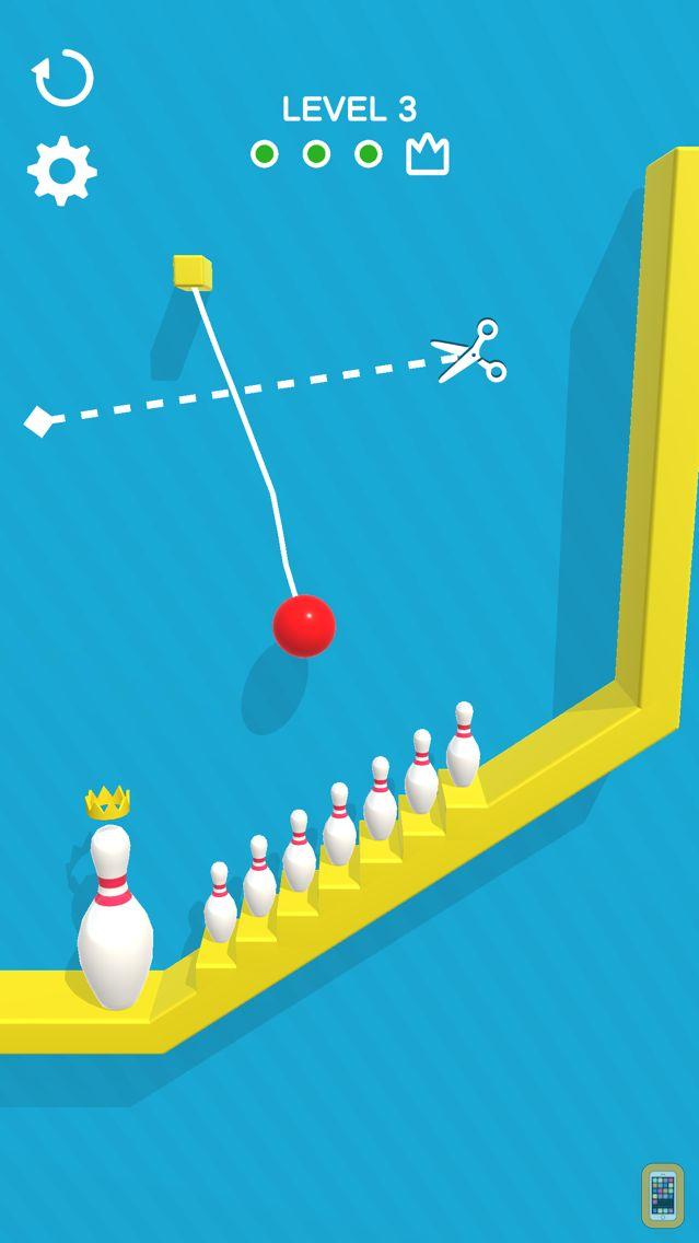 Screenshot - Rope Bowling