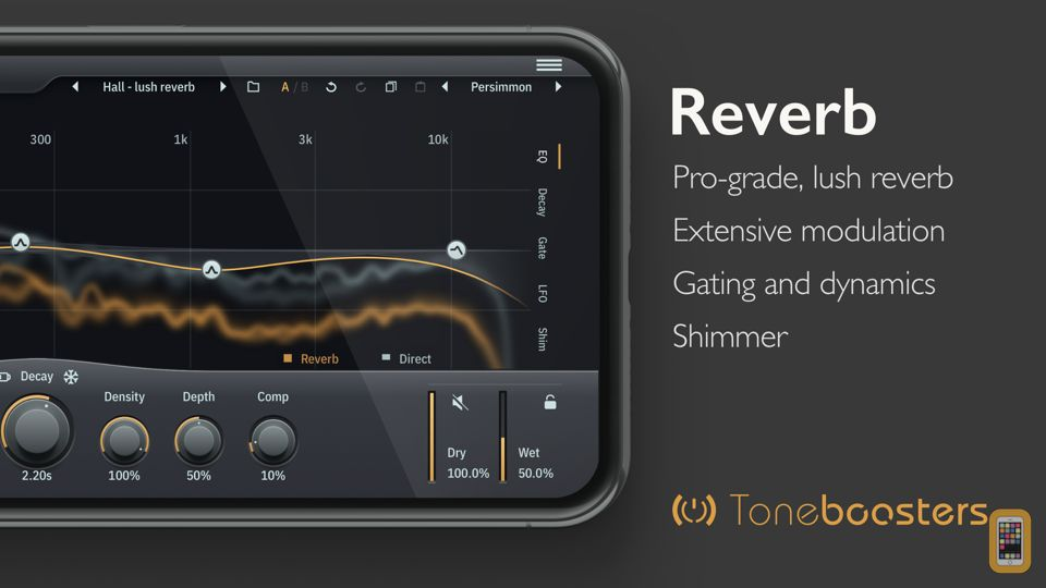 Screenshot - TB Reverb