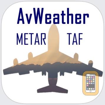 Aviation Weather - METARs/TAFs by Autopilot Studios LLC (Universal)