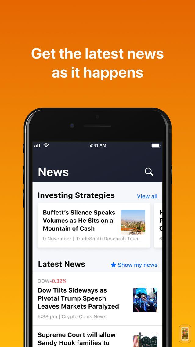 Screenshot - TradeSmith