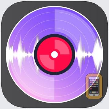 Audio Editor: Recording Studio by Giant Brains (Universal)