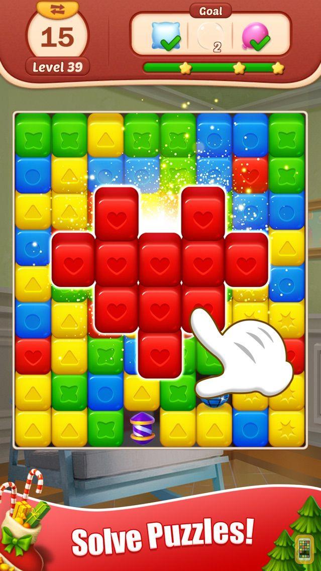 Screenshot - Toy Bomb: Pop Cube Blast Mania