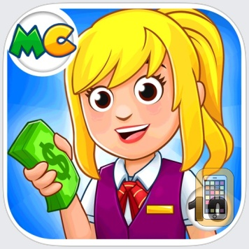 My City : Bank by My Town Games LTD (Universal)