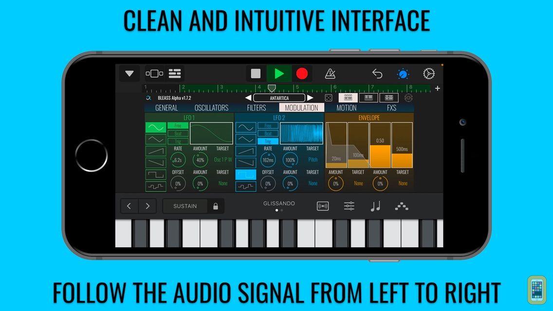 Screenshot - BLEASS Alpha Synthesizer