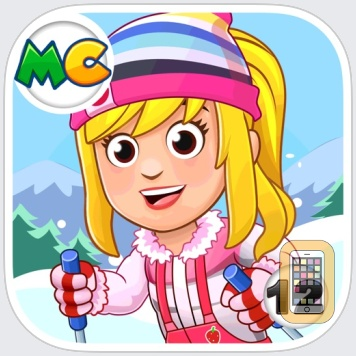 My City : Ski Resort by My Town Games LTD (Universal)
