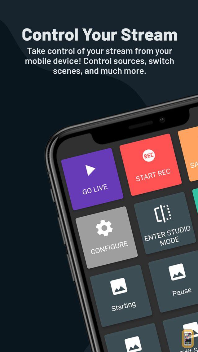 Screenshot - Streamlabs Deck
