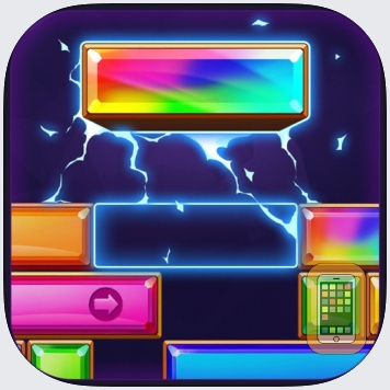 Jewel Sliding™ - Block Puzzle by Haozhe Yang (iPhone)