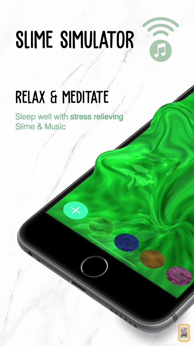 Screenshot - Slimax: Anxiety relief game