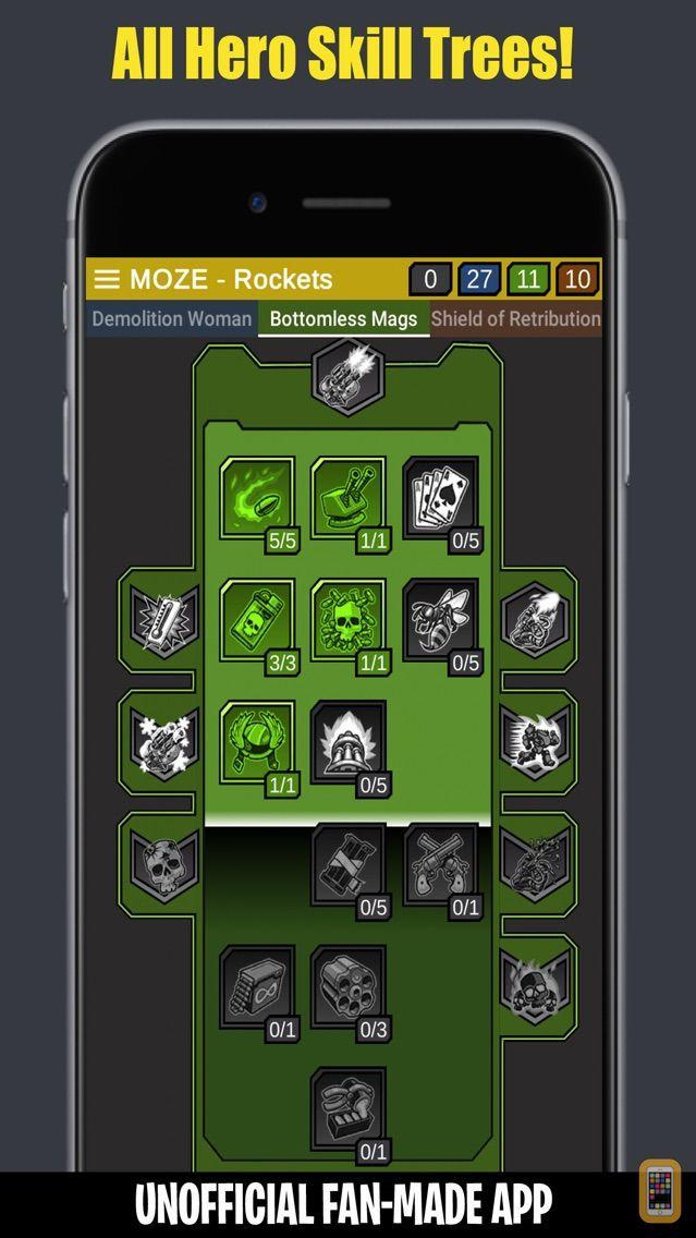 Screenshot - Skill Tree for Borderlands 3