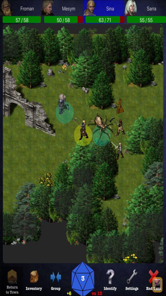 Screenshot - Endless Quest Roguelike RPG