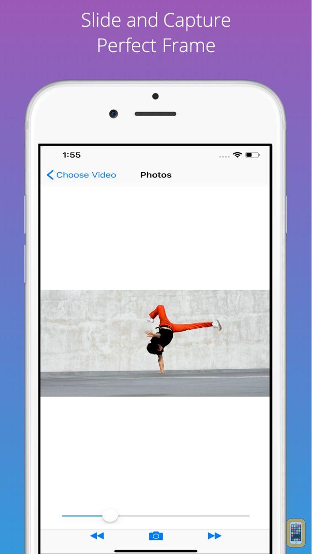 Screenshot - Video to Pic