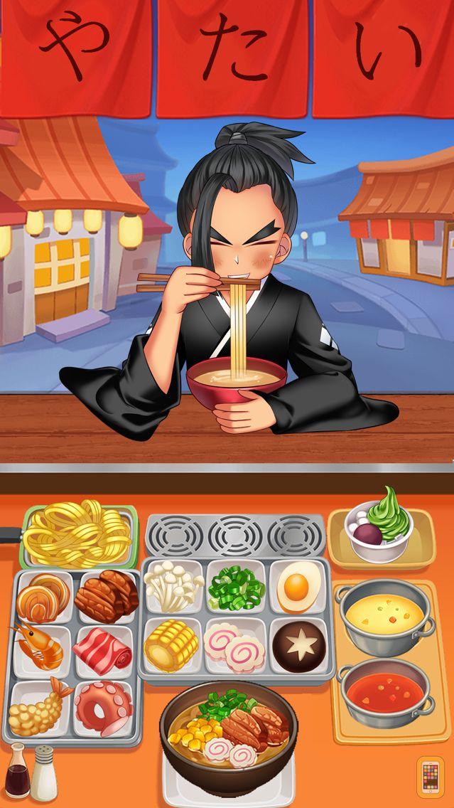 Screenshot - Ramen Noodle Chef (No Ads)