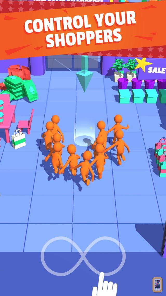 Screenshot - Crazy Shopping
