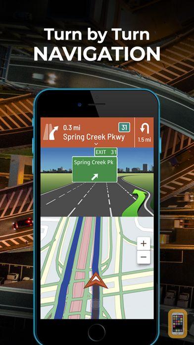 Screenshot - Hammer: Trucks GPS Navigation